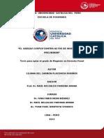 TESIS EL HABEAS CORPUS CONTRA ACTOS  EN LA INVESTIGACION PRELIMINAR.pdf