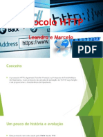 Apresentação Oficial HTTP 3