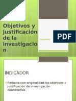 SESION 4-Objetivos y justificacion.ppt