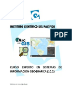 Interface de Arcgis 10.2(1)