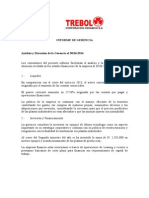 Informe de Gerencia Coorporacion Ceramica