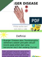 Buerger Disease