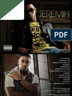 Digital Booklet - Jeremih