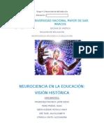 Monografía Neurociencia en Educación