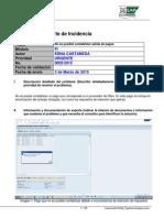 Pago sin contabilizar SAP