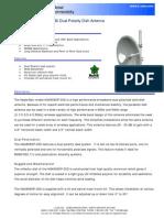 Antena DS_HG4958DP-30D