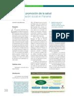8.Modelo de Promocion de La Salud Con Participacion
