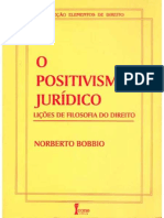 Norberto Bobbio - Positivismo Juridico, O