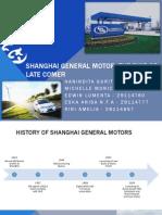 Shanghai general motor