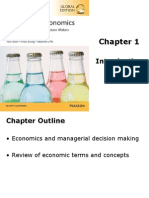 Introduction Managerial Economics