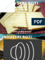 Industri Roti