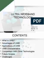 Ultra Wideband Technology