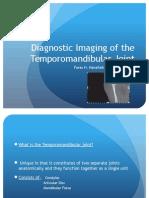 TMJ disorders imaging