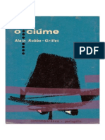 Alain Robbe-Grillet - O Ciúme