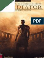 Gladiator Sheet Music
