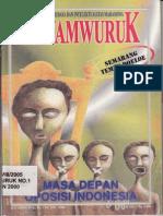 Hayamwuruk No.1-XIII-2000 Masa Depan Oposisi Indonesia