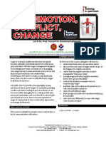 Managing Emotion, Conflict and Change Public Program by ITrainingExpert 2015 VT