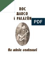 Homenatge a Roc Marco i Palazón (Josep Loredo_març de 2015)