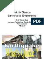 Teknik Gempa 01