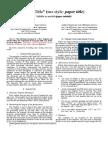 Paper Format IMMM2014