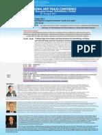 International Anti Fraud Conference