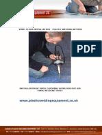 Guide to Vinyl Floor Welding