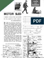 MotorSled