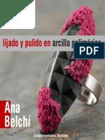 Lijado y Pulido en Arcilla Polimérica - Ana Belchi