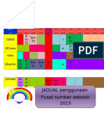 Jadual Penggunaan Pss 2015