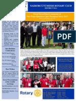 utumishi news letter - july 2014
