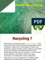 Nylon Recycling