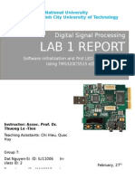 DSP Lab1 Report