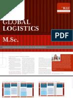 Master Logistics Brochure