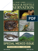 Amphibian and Reptile Conservation Magazine_Special Mexico Issue