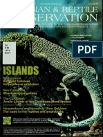Amphibian and Reptile Conservation Magazine_Islands Vol 2 No 1