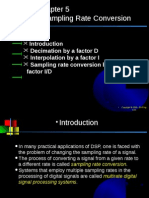 chap5-Sampling Rate Conversion.pptx