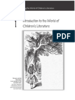 Introduction to the World of Children's Literature