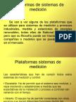 Plataformas Para Aplicaciones de Medición