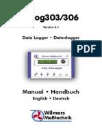 Manual Wilog 310
