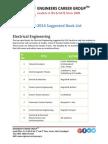 GATE Electrical Book List