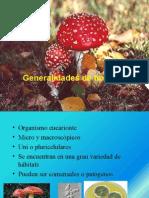 10 Generalidades de Hongos