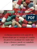 Monitorización de Fármacos