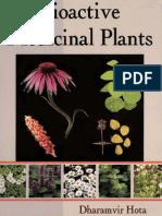 Bioactive Medicinal Plants - D. Hota (Gene-Tech, 2007) WW