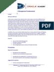 R12 Oracle Order Management Fundamentals