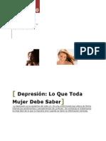 Depresion en la Mujer