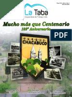 Revista La Taba Nro 5 Historia De Parque Chacabuco