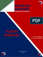 DoS Flight Manual