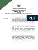 Perda Kota Depok Thn 2013 No 03 Ttg Pedoman Perlindungan Dan Pengelolaan Lh