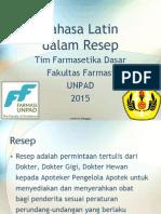 Farmasetika_Bahasa Latin 2015