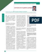Améliorer La Gouvernance de La Gestion Publique